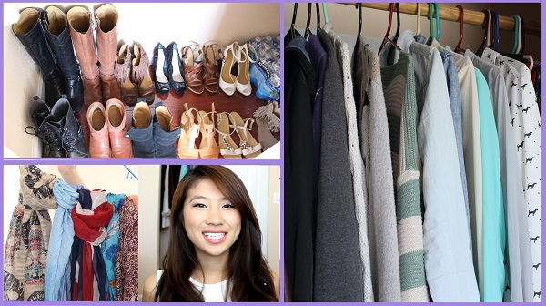 7 Tips For Making Clean Closet