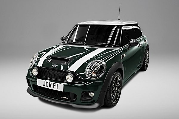 John Cooper Works World Championship 50 Mini
