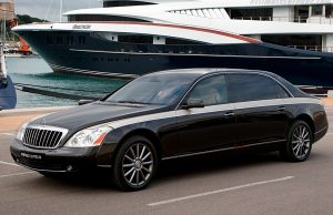 Maybach Zeppelin Limited Edition