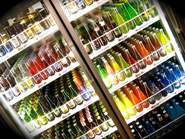 Sugary Drinks Favor Obesity