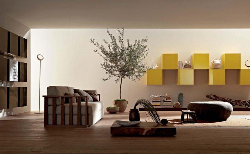 Design Of Furniture In The Interior
