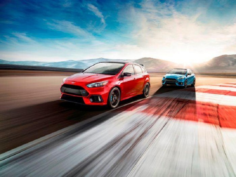 New Study Ford: Driving A Sports Car Positively Affects Health
