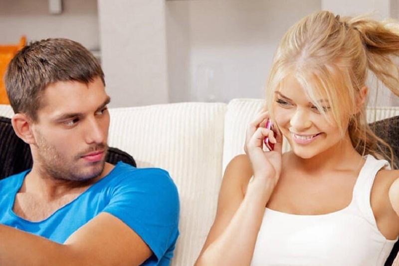 Let's talk about male jealousy