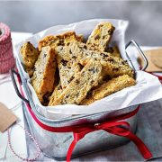 Biscotti Cookies Recipe